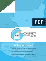 Folleto Consulta Popular 2018 Belice