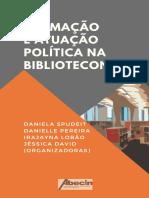 Formação e Atuação Política Biblioteconomia