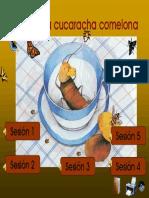 La Cucaracha Comelona Sesiones
