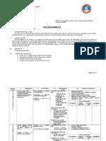 Planificacion Fundamentos Teóricos de la Psicoterapia Análitica.doc
