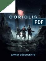 Coriolis Quickstart