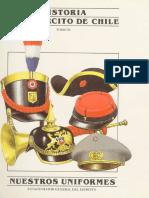Historia del Ejercito de Chile Tomo XI - Nuestros uniformes ii.pdf
