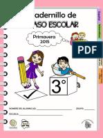 Cuadernillos de Repaso Escolar Tercero