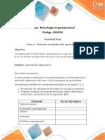 Paso 4 - Formular Resultados Del Aprendizaje