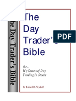 The Day Trader's Bible (2001).pdf