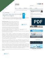 Ley Argentina Digital (Noticia)