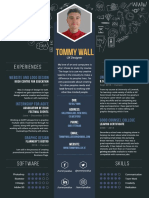Tommy Wall CreativeCV