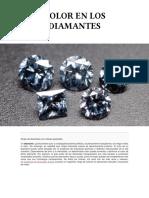 Color en Los Diamantes