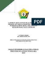 Cover Aktualisasi Fikran