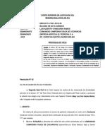 ICA - 00650-2011 - Nulidad de Acto Juridico - Conf. F - Comunidad Campesina de Yauca