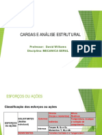 Aula 05 Analise Estrutural