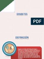 Diabetes Exposicion