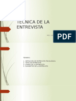 TÉCNICA DE LA ENTREVISTA.pptx