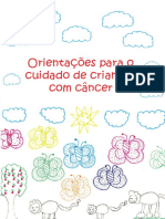 Cartilha Criancas Com Cancer