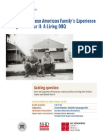 A Japanese American Family Experience During WWII