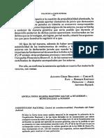 Rivademar, Angela Digna Balbina Martinez Galvan de c Municipalidad de Rosario s