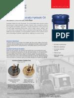 AMSOIL Synthetic MultiViscosity Hydraulic Oil (HVG_HVH_HVI_HVJ)