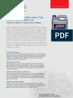 AMSOIL Synthetic SAE 15W40 Heavy Duty Diesel & Marine Motor Oil (AME)