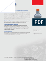 AMSOIL Synthetic VTwin Transmission Fluid (MVT)
