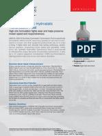 AMSOIL 20W50 Synthetic Hydrostatic Transmission Fluid (AHF)