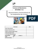 Informe 2 de Procesos de Manufactura Doc