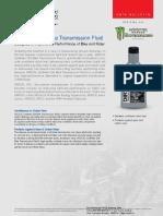 AMSOIL Synthetic Dirt Bike Transmission Fluid (DBTF)