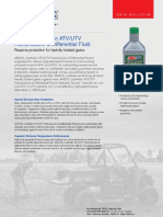 AMSOIL Synthetic ATV_UTV Transmission & Differential Fluid (AUDT)
