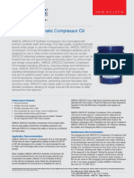 AMSOIL SIROCCO™ Synthetic Compressor Oil  ISO 32_46  SAE 5W20 (SEI)