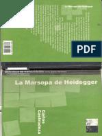 La Marsopa de Heidegger