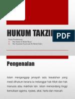 Hukum Takzir