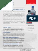 AMSOIL Premium Protection Synthetic Motor Oils (AMO_ARO)