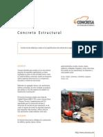 Concretos Estructurales