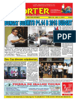Bikol Reporter November 26 - December 2, 2017 Issue