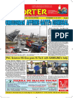 Bikol Reporter November 12 - 18, 2017 Issue