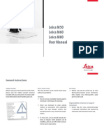 Leica M50-M60-M80 Manual En