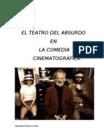 El teatro del absurdo en la comedia cinematográfica