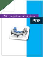 Etica Profesional de Psicologo I.1