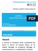 Chapter 2 Hazard and Thier Control