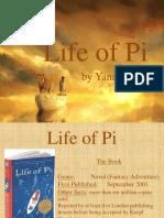 Life of Pi - Presentation