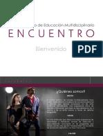 DESCUBRE Taller De Inducción Actoral Pablo Buniak