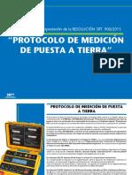 Guia Práctica de Interpretación de la Resolución SRT 9002015 Protocolo de Medición de Puesta a Tierra.pdf
