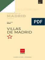 Villas de Madrid Folleto ES