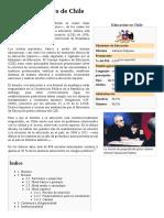 Sistema Educativo de Chile