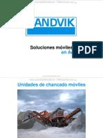 Curso Soluciones Moviles Mineria Construccion Sandvik