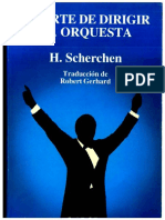 Scherchen, H (1992) - El Arte de Dirigir La Orquesta