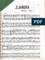 ALEJANDRA  - Enrique Mora - Piano