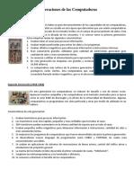 Apuntes Informatica Bloque 1 1er Sem.