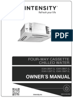 Owners Manual of Four Way Cassette - Editado New 0