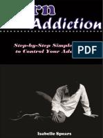 Adicción a La Pornografía a Paso Guía Sencilla Para Controlar Esta Adicción