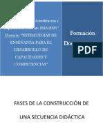 Construcción de Secuencias Didácticas